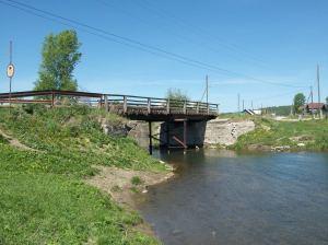 Иренский мост в с.Енапаево требует капитального ремонта